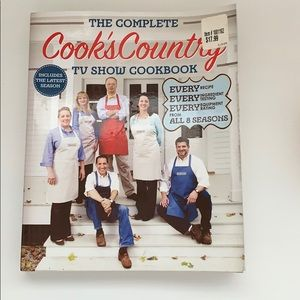 Cook's Country Cook Book